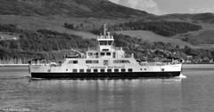Scotland West Highlands Argyll car ferry Loch Shira 29 May 2016 by Anne MacKay (Anne MacKay images of interest & wonder) Tags: west car by ferry anne scotland highlands shira argyll may picture mackay loch 29 caledonian 2016 macbrayne xs1