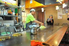 DSC_3207 (miaaam) Tags: japan hiroshima lopez okonomiyaki