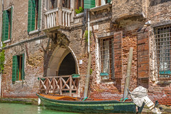 The beauty and magic of Venice