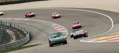 Sixties endurance (NaPCo74) Tags: auto classic track cobra dijon lotus 911 grand racing historic prix peter age elite porsche jaguar elan ac dor circuit etype bizzarrini 2016 typee prenois