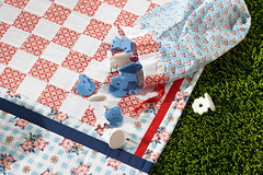 picknick_02 (Bernina International AG) Tags: inspiration magazine pattern embroidery sewing instructions projects ideas 62 designworks bernina sticken nhen cutwork quilten no62 nhanleitung nhprojekt patchworkfoot patchworkfuss