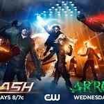 Photo Arrow Flash  Le Fight Club de CW