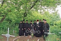 11. Обретение мощей архимандрита Трифона. 6.06.2002