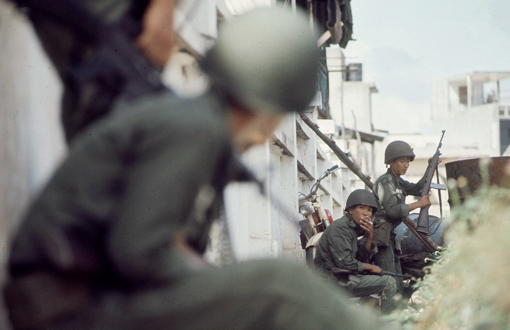 Saigon 1968 - by Co Rentmeester
