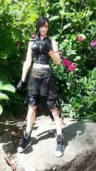 Tifa Lockhart (Kiara DeBelgerac) Tags: play arts final fantasy kai vii lockhart tifa
