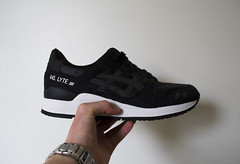 (Will Henderson.) Tags: blackandwhite white fashion scotland shoes iii stripe william sneakers will asics sneaker henderson gel lyte sneakerhead willhenderson asicsgel tumblr asicsgellyteiii gellyteiii willhendrson asicsgellyteiiiblackandwhite blackandwhiteasicsgellyteiii