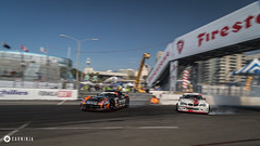 Formula Drift Main Event (carninja) Tags: models porsche rwb drifting drift stance formuladrift carninja rwbporsche