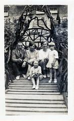 ALGOA LODGE (RAZEL DAZEL JOHN MORGAN) Tags: england bw white black vintage found photo seaside interesting different unknown and unusual