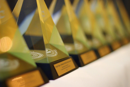 2015 OSSE Certification Awards