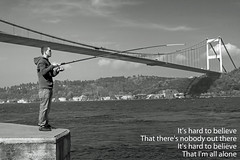 underthebridge (davidmitchell.photography) Tags: bridge fishing under istanbul top20bridges