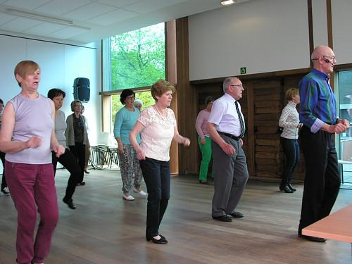 Line-Dance in Zonneheem © Antheunis Jacqueline