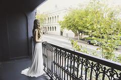 Love Story (Amanda Mabel) Tags: wedding portrait engagement balcony surreal editorial paddington dreamy bridal gowns lovestory weddinggowns taylorswift amandamabel amandamabelphotography jennifergobridal lidijajmakeup vivianbarclay theweddingboutique