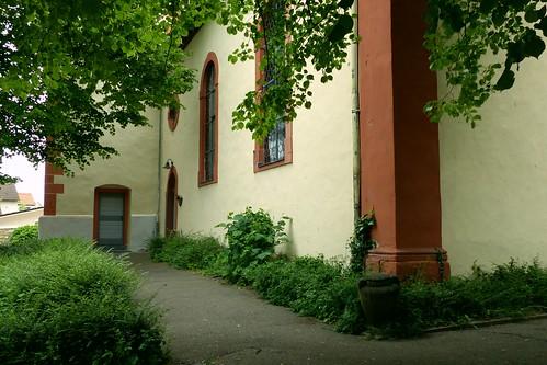 Evangelischen Kirch in Selzen