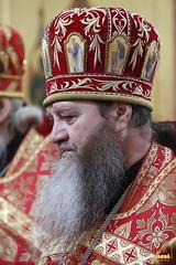 18. Paschal Prayer Service in Svyatogorsk / Пасхальный молебен в соборном храме г. Святогорска
