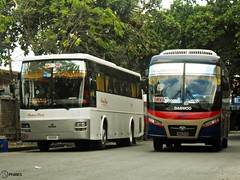 Modulo & Cityliner (Monkey D. Luffy 2) Tags: road city man bus public photography photo coach nikon philippines transport vehicles transportation coolpix daewoo vehicle society davao coaches philippine enthusiasts ecoland bf106 18310 philbes remaufacturing