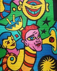 Alberta Arts District Graffiti Art, Portland, Oregon (Nancy D. Brown) Tags: oregon portland graffitiart