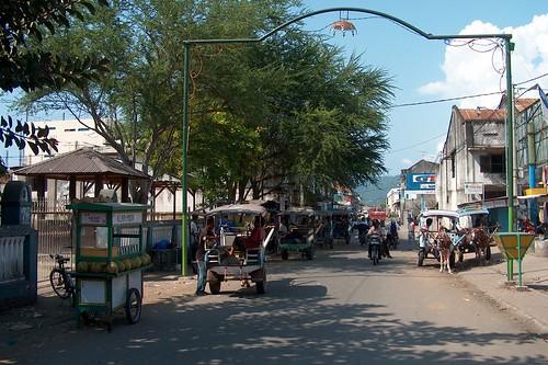 Indonesia - Lombok - Mataram - Streetlife - 19