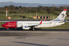 Norwegian EI-FHT 30-4-2016 (Enda Burke) Tags: travel england holiday man window norway plane canon airplane manchester evening fly flying airport wings holidays aviation flight wing engine cockpit norwegian apron landing engines 7d planes pan boeing arrival panning terminal3 departure takeoff runway pilot flightdeck avp aero 737 manchesterairport winglets taxiing terminal2 terminal1 rvp manc taxiway ringway 737800 boeing737800 boeing737 egcc av8 b737800 aviationviewingpark 7378 avgeek manairport landingear runwayvisitorpark 7dmk2 runwayvistitorpark t3carpark manchesterrunwayvisitorpark canon7dmk2 eifht