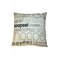whoopee cushion cream and grey (rethinkthingsltd) Tags: pink home fun grey living bedroom funny room joke cream parry humour livingroom pillow sofa decor cushion typographic whoopee ilsa rethinkthings