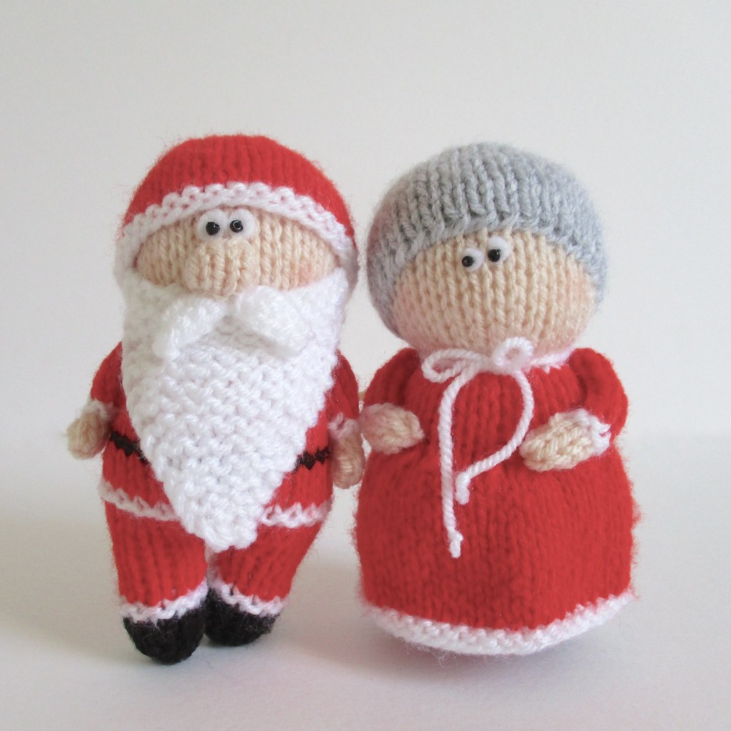 Knitting Patterns Christmas Novelties : The Worlds Best Photos of dolls and patterns - Flickr Hive Mind