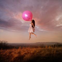 another year older!  (Ladymika24) Tags: birthday art fineart balloon