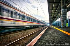 Rawa Buntu - HDR Photography (kodit0s) Tags: railroad indonesia hdr serpong rawabuntu