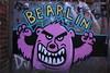 Graffiti: BEARLIN (Pascal Volk) Tags: berlin berlinlichtenberg althohenschönhausen sandino graffiti streetart 40mm canoneos6d canonef40mmf28stm wikimediacommons