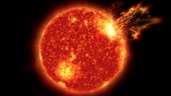 Solar Storms May Have Been Key to Life on Earth (NASA's Marshall Space Flight Center) Tags: sun earth space nasa marshallspaceflightcenter goddardspaceflightcenter