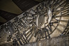 Среда (The New Motive Power) Tags: city urban sculpture art station wall architecture modern train design mural sofia steel bulgaria modernist brutalist centralrailwaystation българия софия canon7d