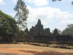 2015-04-05 11.16.08-1 (tananop_m) Tags: sky architecture cambodia siemreap angkorthom herritage
