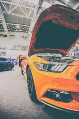 Ford-Mustang-2016 (refleXive84) Tags: auto car canon automobile fast supercar fastcar canon6d supercarromaautoshow