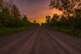 Down the Dusty Back Roads
