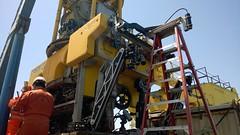 rov (GEOCOSTE) Tags: gas survey rov caspiansea saipem geophysical shahdeniz geocoste