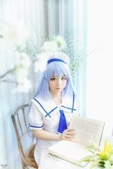 ka1 (Nhp xinh trai siu cp !) Tags: kafuu chino china japan vietnam cute cosplay sweet girl kawaii nyy chan portrait indoor gochuumon wa usagi desu ka student anime manga
