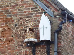 Crown and Mitre (yellow book) Tags: norfolk lynn northsea kingslynn riverouse greatouse hanseaticleague thewash