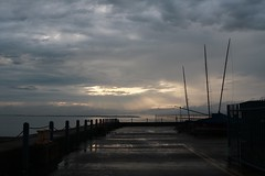 Whitstable West Quay (NovemberAlex) Tags: colour light whitstable kent water seaside