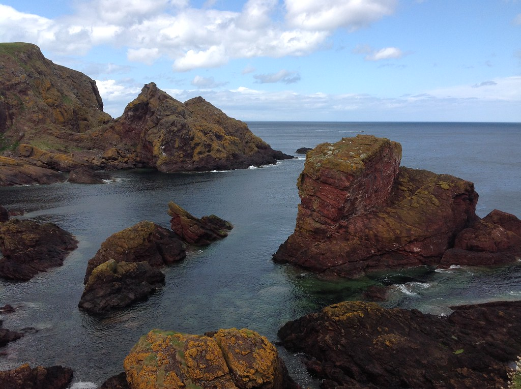 St.Abbs Head, Berwickshire Coast, South East Scotland