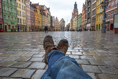 Wrocaw in February - Traveling Boots (virtualwayfarer) Tags: winter inspiration architecture canon walking boot europe exploring streetphotography poland explore international citystreets february dslr wroclaw marketsquare rynek polis keen wrocaw budgettravel internationaltravel bootshot mainmarketsquare solotravel canon6d spiritoftravel polishcity keenboots travelingboots travelingspirit travelingbootshot