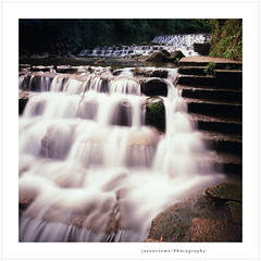 (jasoncremephotography) Tags: longexposure 120 6x6 tlr film water rollei analog rolleiflex square fuji slide velvia fujifilm fujichrome e6 fw rvp100 filmisnotdead nd110 istillshootfilm rolleiflexfw