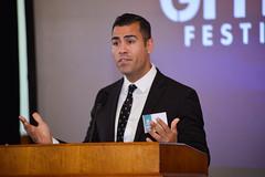 J.W. Cortes at GIFFX 2016 (GI Film Festival) Tags: gotham gifilmfestival jwcortes giff16 giffx