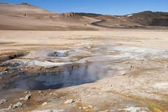 Nmafjll, Iceland (Tiphaine Rolland) Tags: iceland nikon mud sulphur 1855mm 1855 islande boue 2016 hverir soufre d3000 nikond3000 nmafjll
