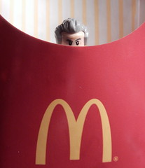 2016-195 - Fries-Day the 13th (Steve Schar) Tags: wisconsin fry nikon lego frenchfries mcdonalds fries doctorwho minifigure 2016 sunprairie project365 project366 nationalfrenchfryday nikonaw120
