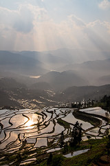 Honghe County  Jia Yin Xiang Terraced Field (5) () Tags: honghecounty jiayinxiangterracedfield   yunnan china     terracedfield