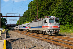 SEPTA 2307 @ Langhorne, Pa. (Twenty17Teen Photography) Tags: trains railroads trainphotos railroadphotos railroadimages railroadphotography langhornepennsylvania septa southeasterntransportationauthority