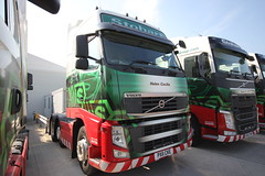 Photo of RUGBY H4794 PX11 CKE VOLVO FH13 STOBART