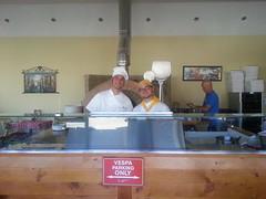 Pizzeria italiana in Nuova Zelanda