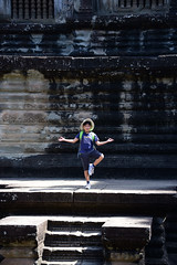artist (jmarnaud) Tags: old family people temple cambodia ruin kiki angkor wat 2014