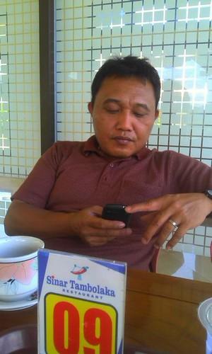 Waktu di Hotel Sinar Tambolaka Waikabubak Sumba Barat Daya