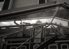 Sterne (Dörte Krell) Tags: bw film monochrome analog 35mm olympus sw rodinal schwarzweiss zuiko rc35 fomapan primelens adox adonal