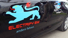 eTour Europe - Electrify BW Team